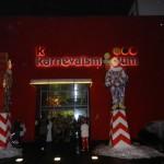Das Karnevalsmuseum - eine schöne Veranstaltungshalle